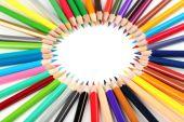 Kresba barevné tužky