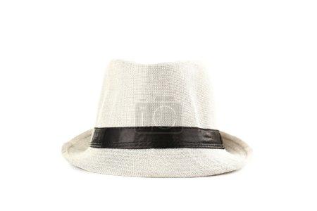 Stylish hat isolated