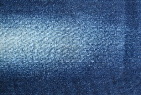 Photo for Blue jeans background - Royalty Free Image