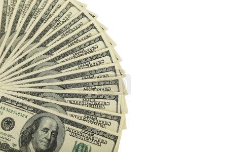 Hundred dollars bill