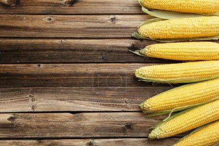 Fresh raw corns