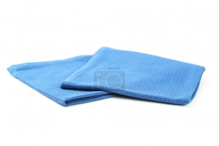 napkins on white background