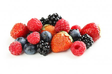 Fresh sweet berries