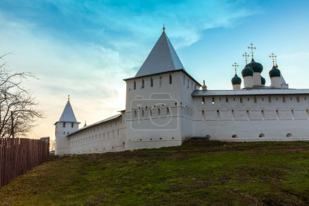 monastery in the fortress