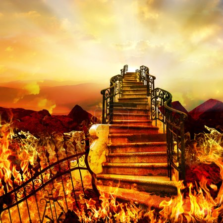 Road From Hell to Heaven