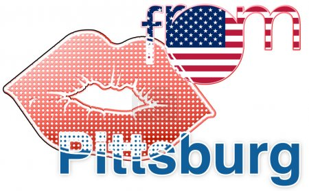 Kiss from Pittsburg