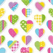 Hearts collection pattern