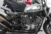 Zundapp custom rat bike