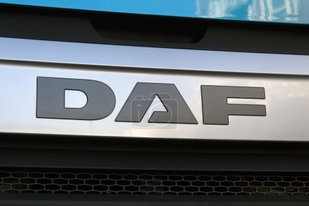 DAF a car and a
