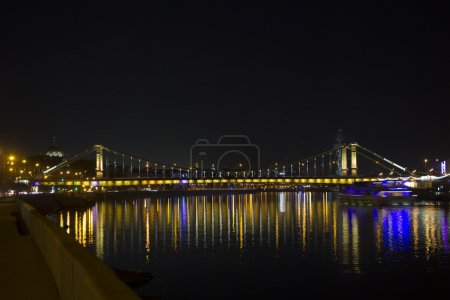 Crimean Bridge in Moscow, Russia
