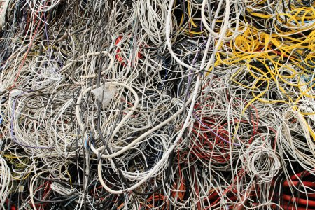 Cable Recycling Material