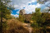 -Torony és a vár-hegy