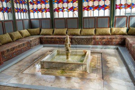 Bakhchisaray Palace, fountain.