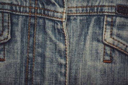 Close-up Pocket jeans
