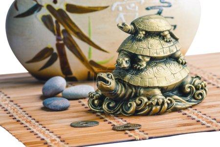 Feng shui composition