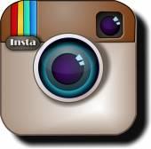 Social networks logo of instagram