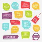 Set of sale banners design Sale paper banner Sale and discounts Super Sale and special offer Sale shopping background and label for business promotion Vector illustration