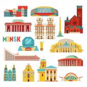 Minsk city monuments