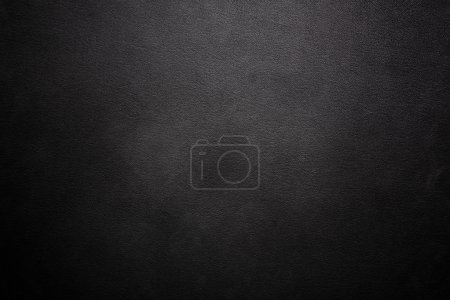 High resolution black leather texture background, ...