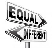 Stejné nebo různých