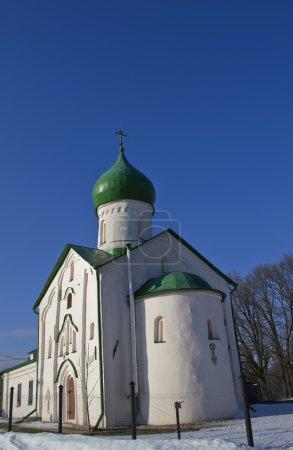 Church of St. John the theologian, Veliky Novgorod, Russia