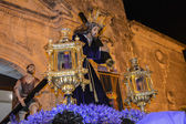 Holy week procession in Spain, Andalusia.