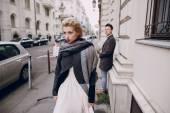 "Постер, картина, фотообои ""wedding day in Budapest"""