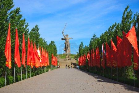 Mamaev Kurgan to Heroes of Stalingrad battle in Volgograd Russia
