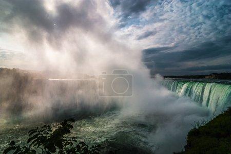 November morning tour of Niagara Falls