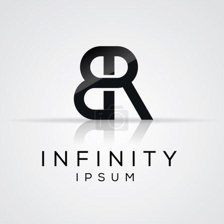 Alphabet logo design.