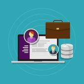 employee database human resource software system