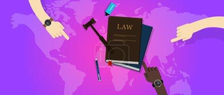 international law legal justice global world gavel court