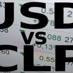 US dollar versus Chilean peso...