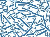 Israel flag wallpaper