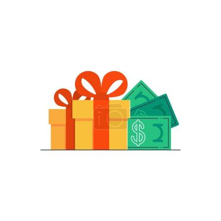 Gift certificate, bonus money