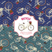 Pattern bicycle set number 1