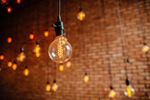 light bulb filament retro vintage