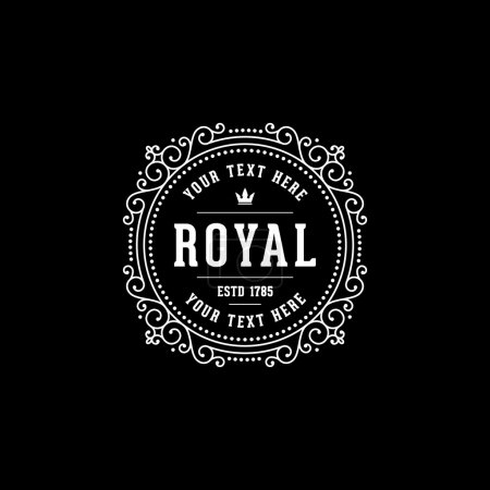 Royal Brand Black