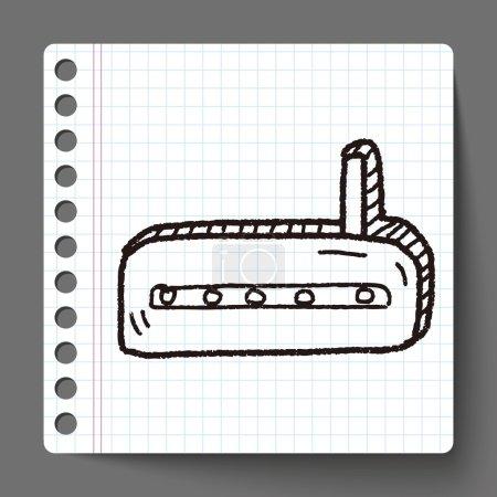 Doodle modem...