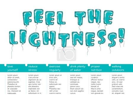 Feel the lightness 2