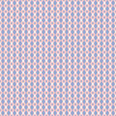 Rose quartz and serenity violet vector geometric seamless pattern