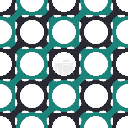 Illustration pour Modèle sans couture pour la conception de fonds d'écran, remplissage de modèles, arrière-plans de page Web, textures de surface . - image libre de droit