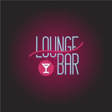 Lounge bar logo