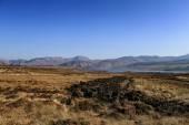 Glenveagh národní Parkl, Co. Donegal, Irsko