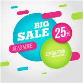 Big sale promotion banner