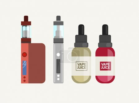 Vape devices set