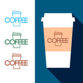 Design Coffee Cup Logo