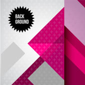 Abstract background design for business Vector flyer design template