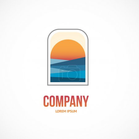 Sunrise logo icon