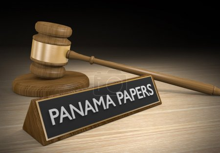 Legal controversy over leaked Panama Papers and hidden money accounts